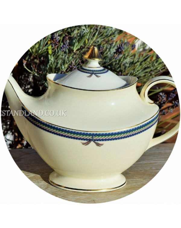 (OUT OF STOCK) ROYAL DOULTON CORDELIERE  TEAPOT VI...